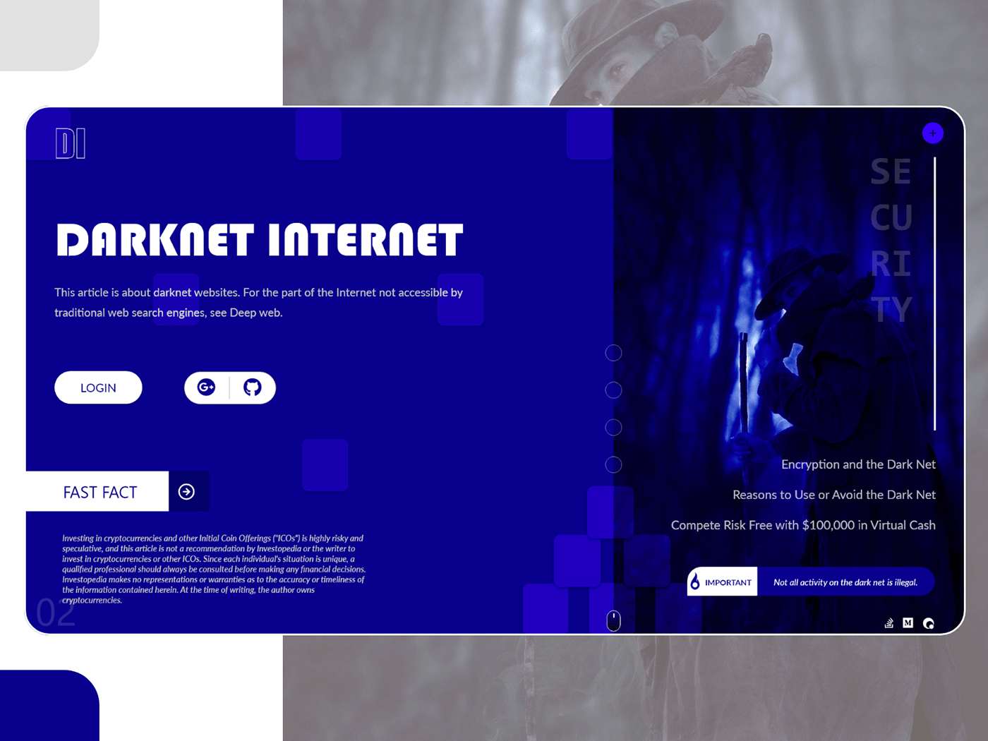project darknet гирда