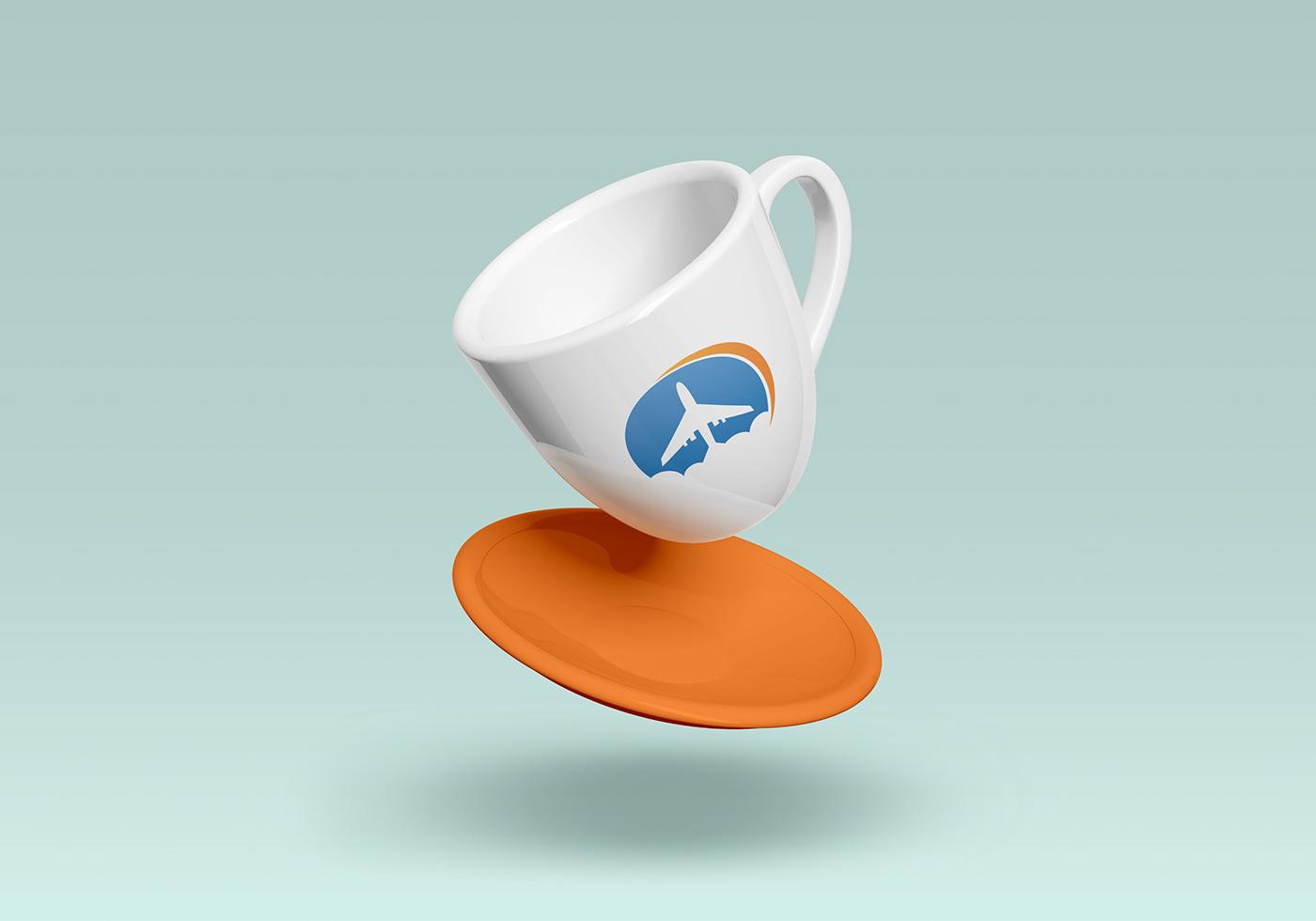 Image may contain: mug, saucer and bowl