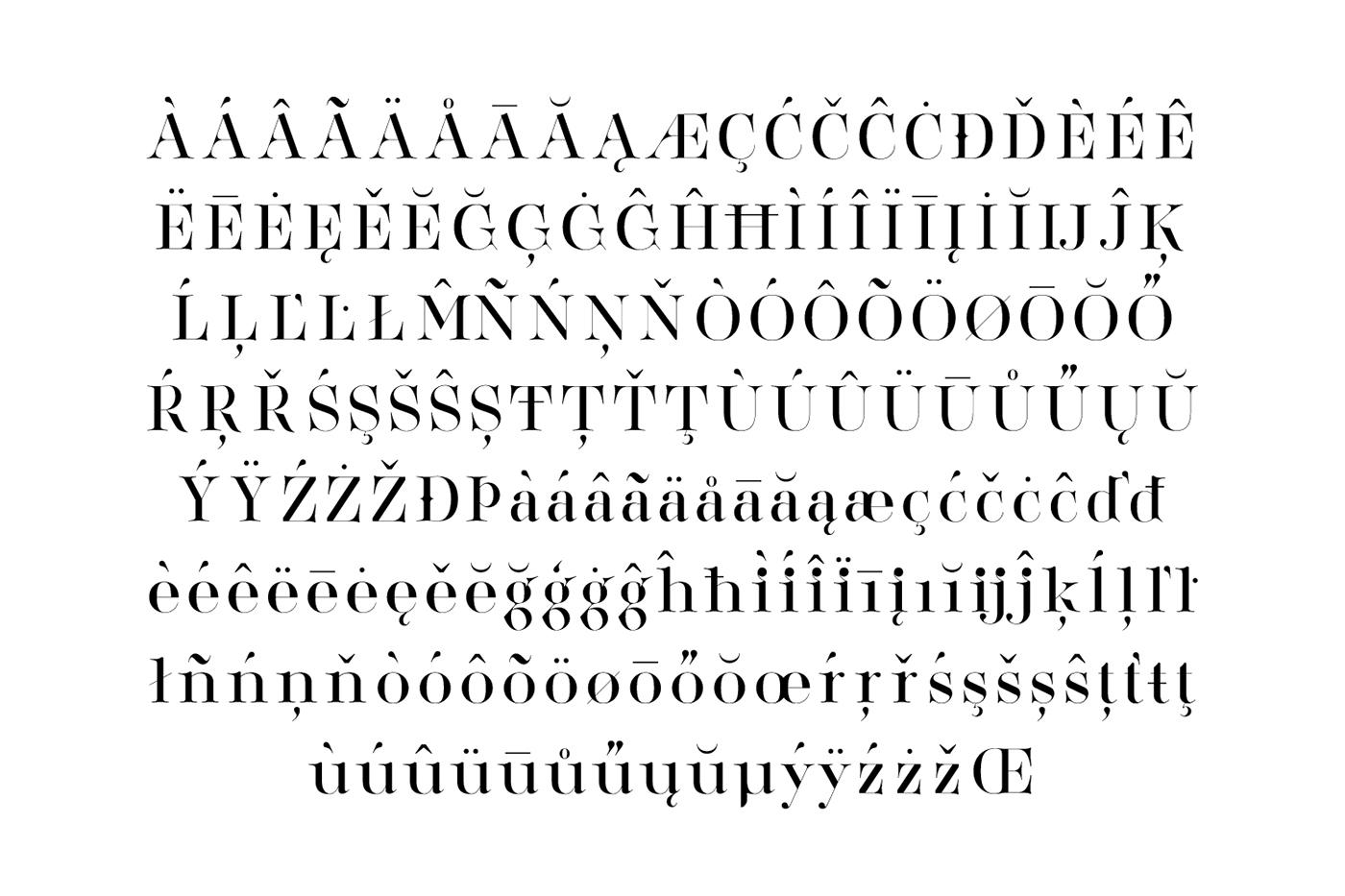 Typeface fonts font nyc type sexy Swashes ligature Fashion typography fashion magazine lingerie typeface New York logo logos typographer