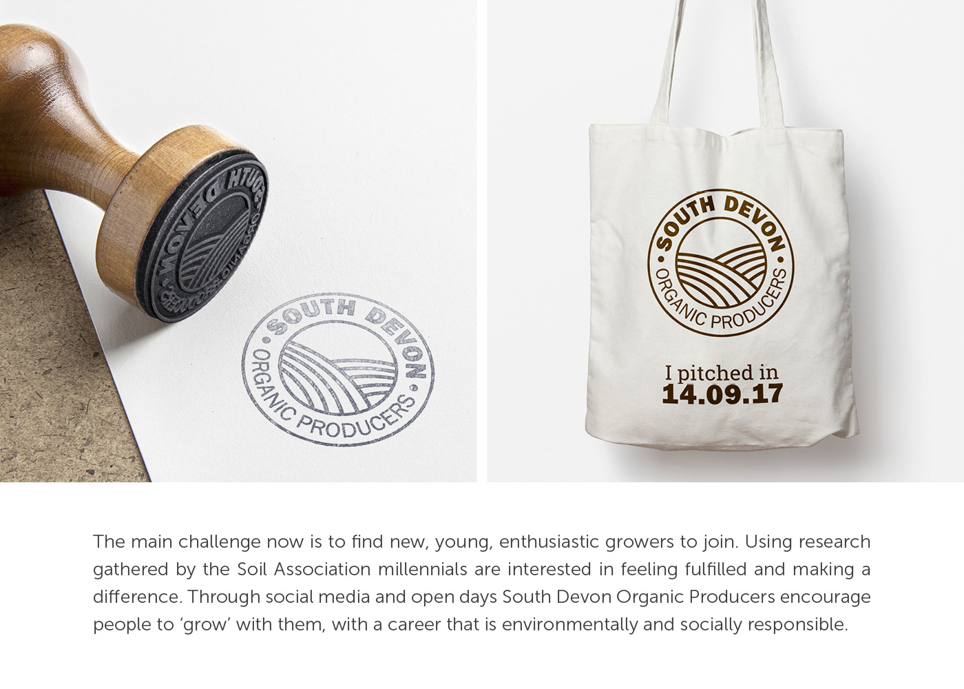branding  Logo Design logo visual identity organic Food  graphic design  social media Event print design