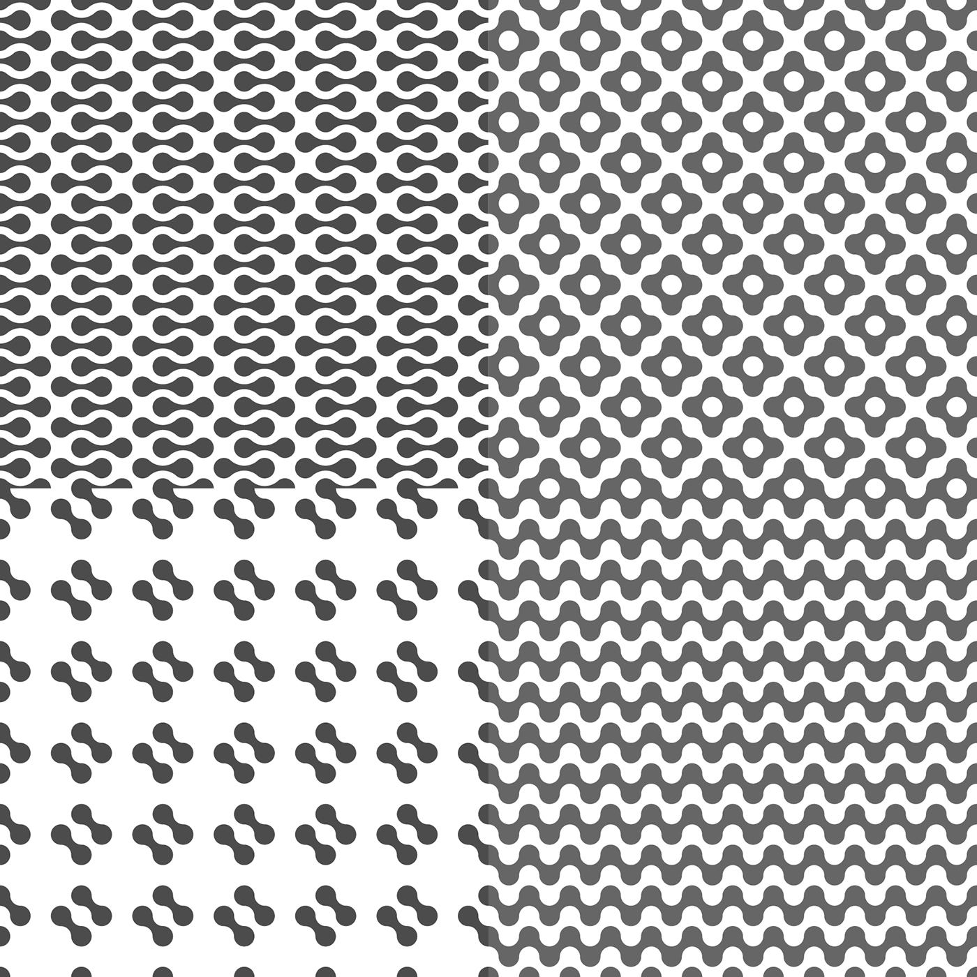 Drops Patterns Simple Decorating Ideas