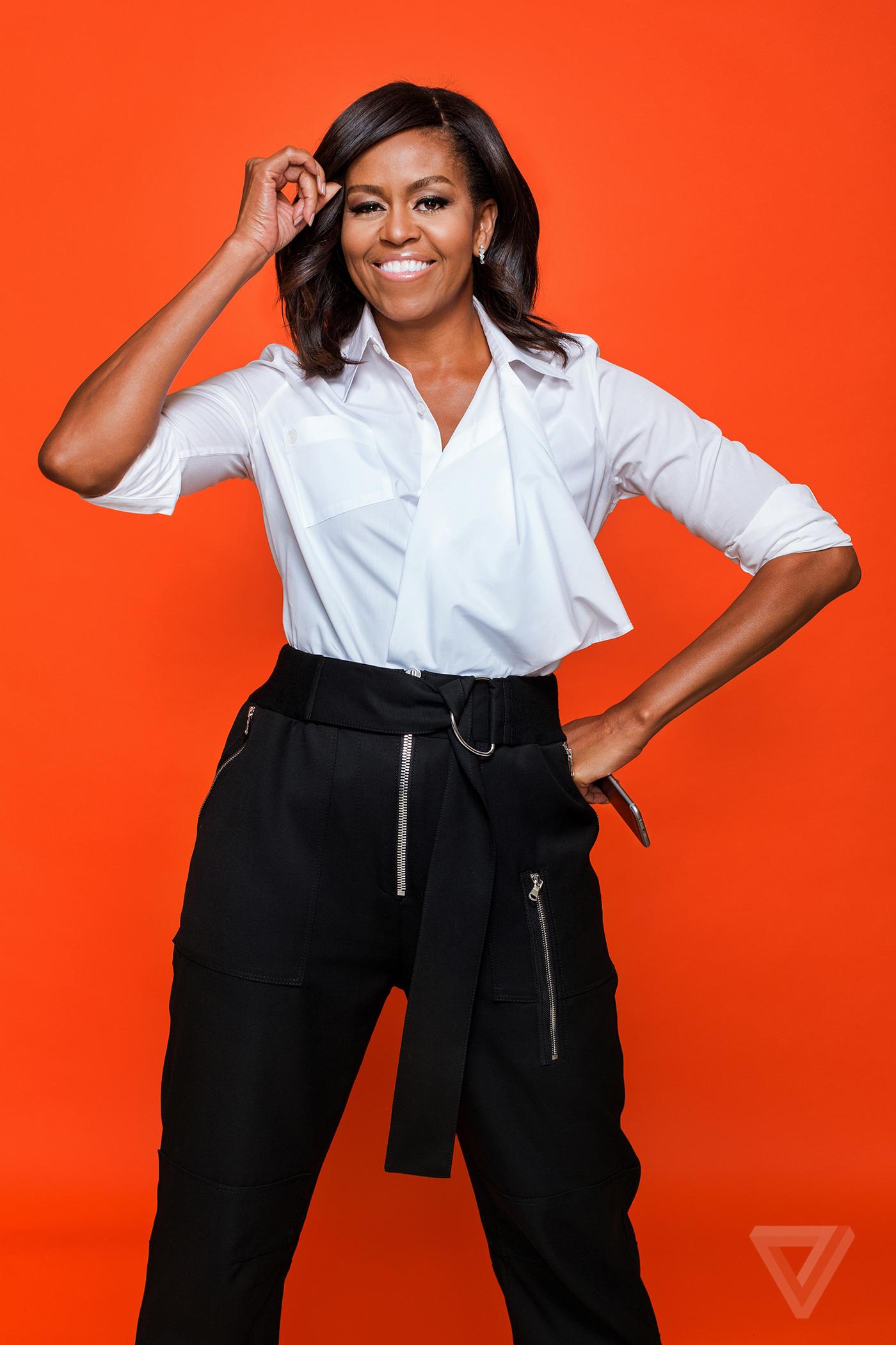 @MichelleObama - Portraits of FLOTUS on Behance K Michelle 2013 Photoshoot