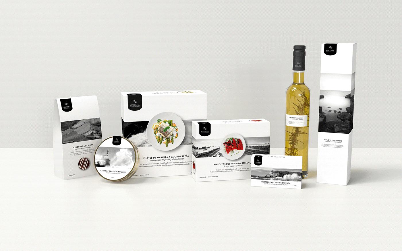 gourmet packaging gourmet elisava Packaging gourmet food Food  delicatessen fish spain photo