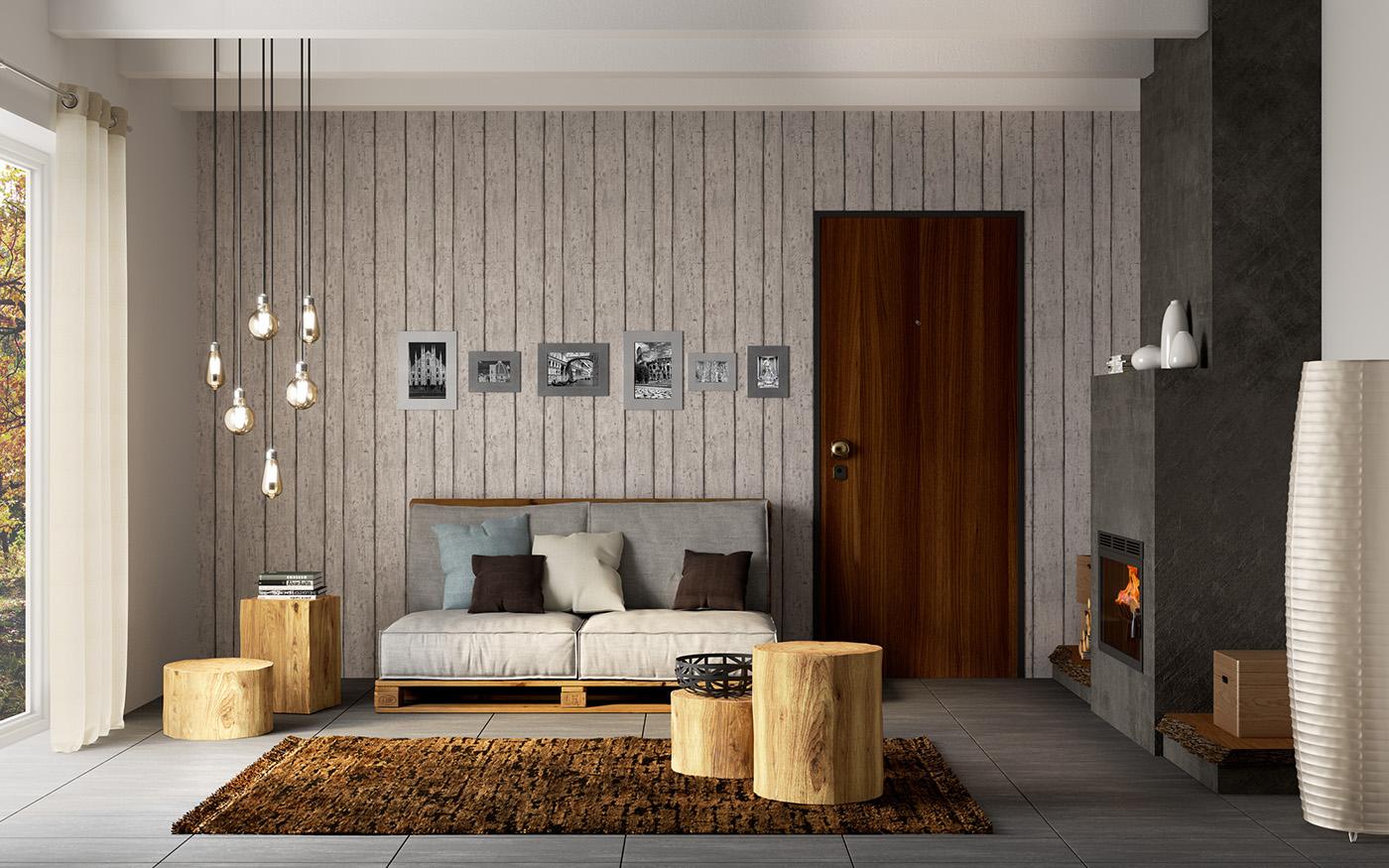 leroy merlin autumn project 2016 on behance. Black Bedroom Furniture Sets. Home Design Ideas