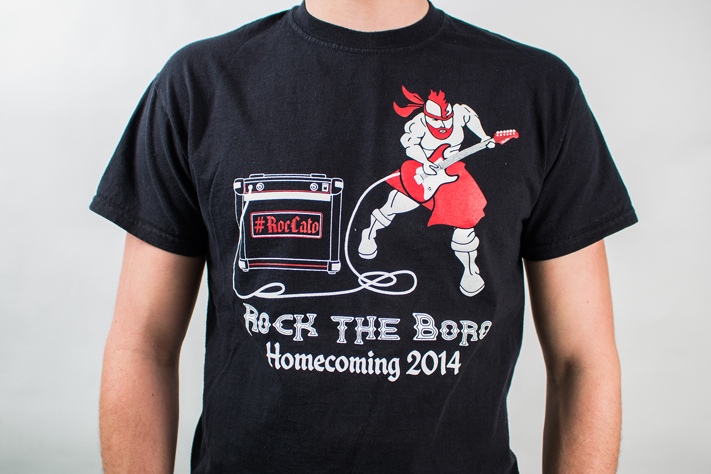 rock the boro homecoming t shirt on behance