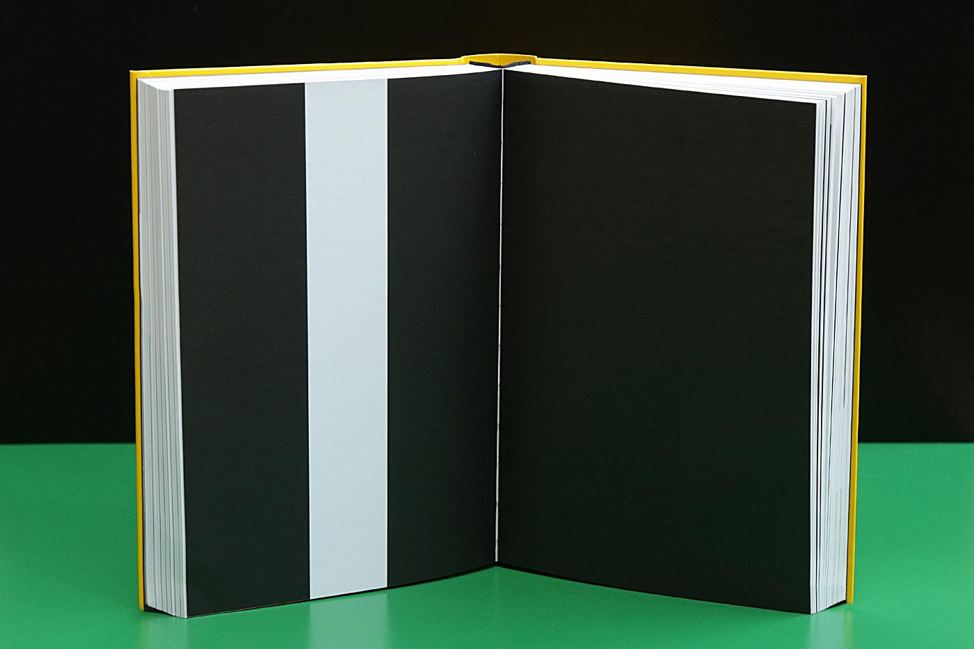 Bookdesign typography   pantone yellow architecture editorial book circular swiss design