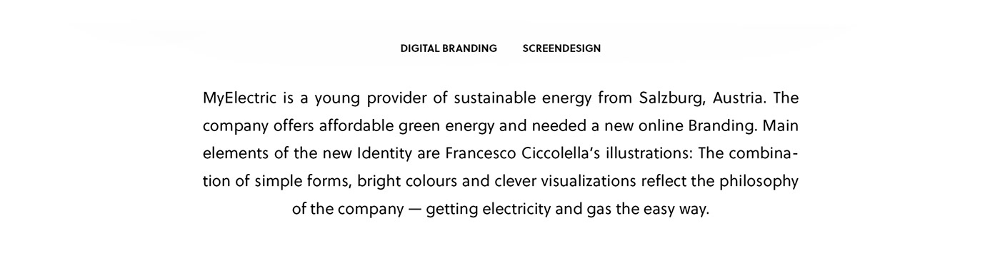 Renewable Energy brand identity ILLUSTRATION  Colourful  provider electricity energy bright digital branding