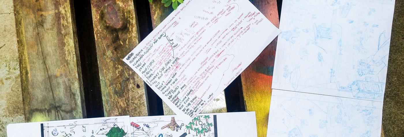 dream paypal Tel Aviv book cover storytelling   ILLUSTRATION  Isometric