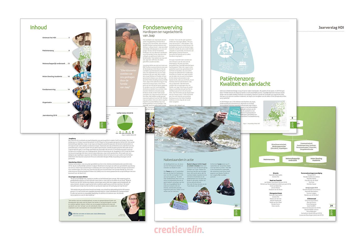 annual report brochure catalogus Jaarverslag Powerpoint Presentatie
