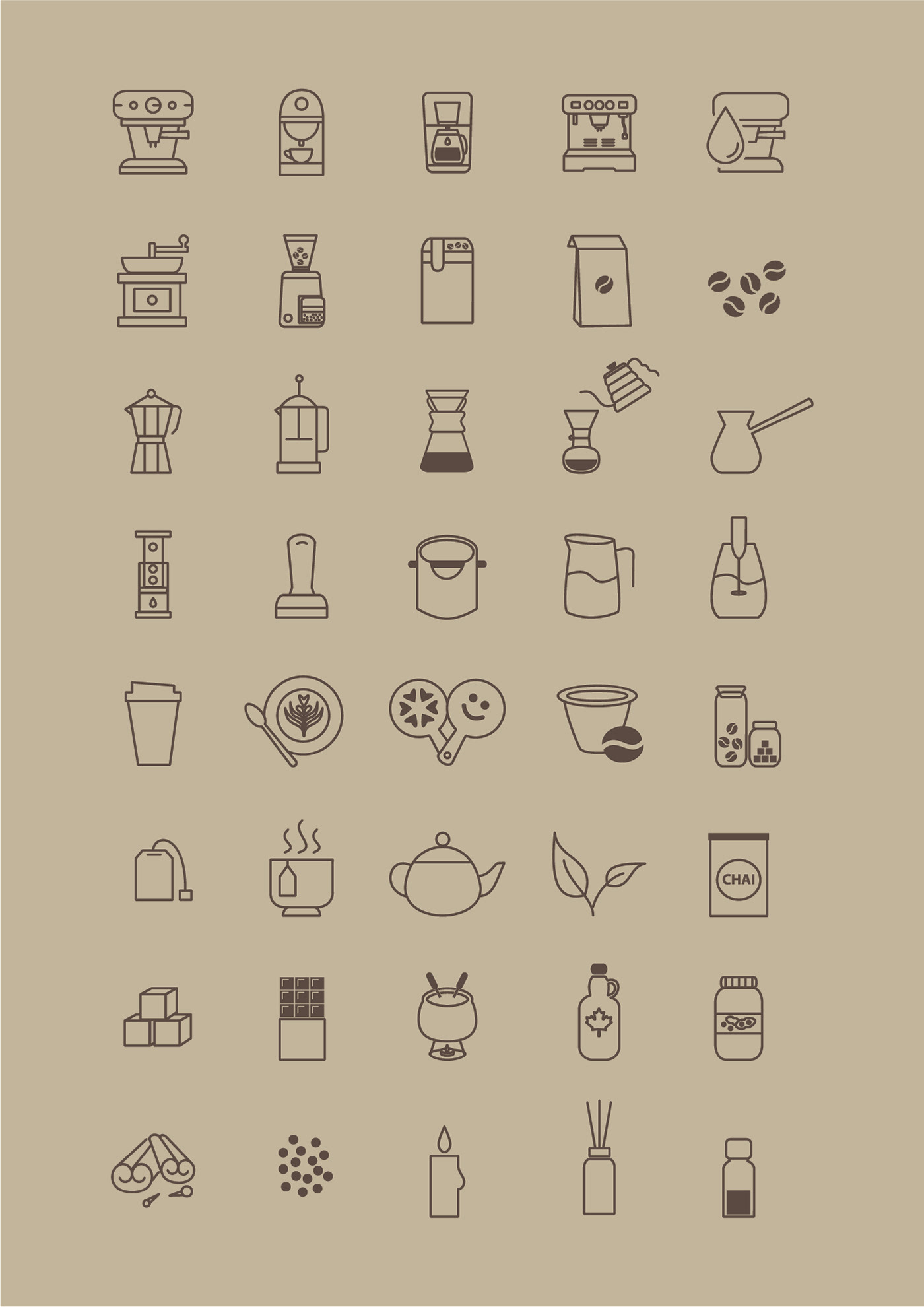 freebie,freebies,Icon,icons,icon set,graphic,Coffee,Coffee machine,barista tools,pictogram,coffee grinder