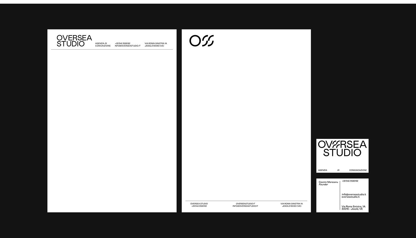 branding  business card corporate logo Logo Design Mockup oversea typography   visual identity Webdesign