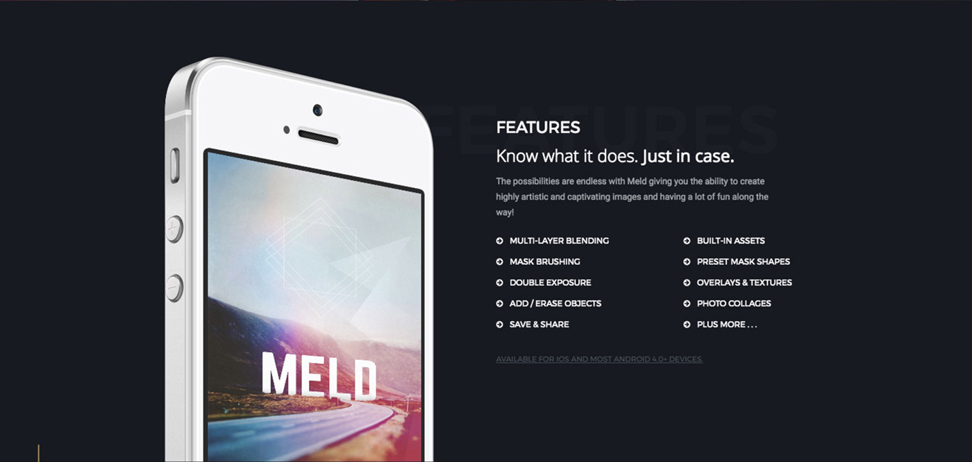 madewithmeld Creative Direction  design UI/UX creative app ios android corona