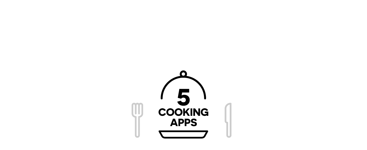 icons application cooking ohyo