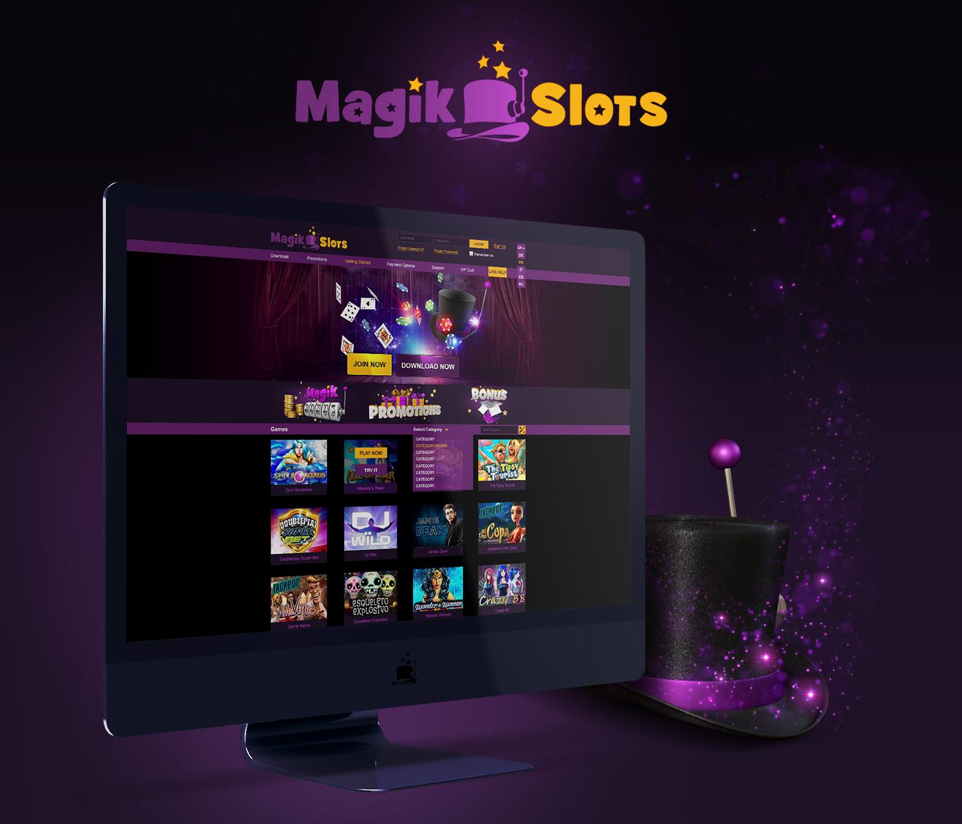 Magic Slots Casino