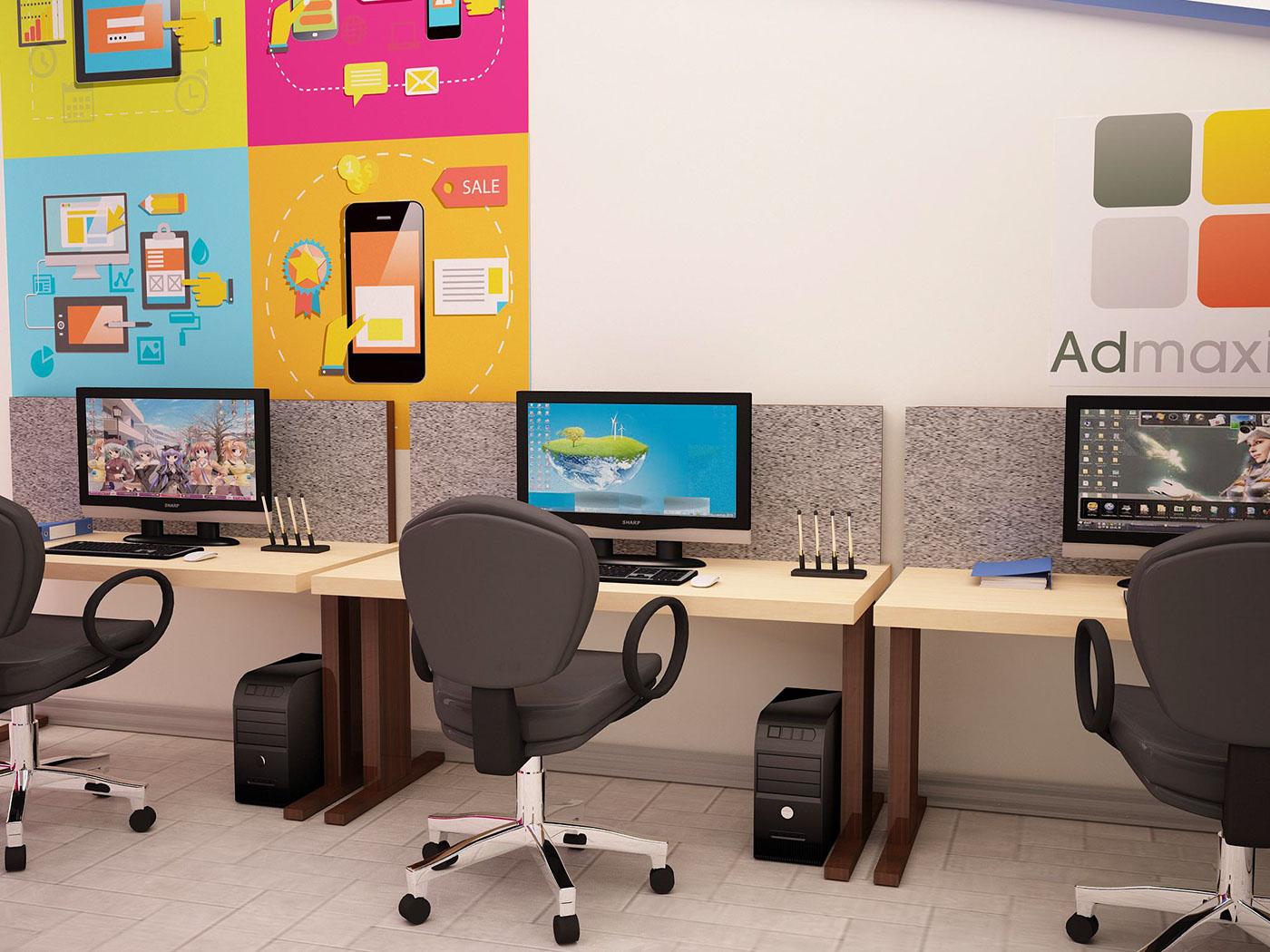 有創意感的19個工作室設計欣賞