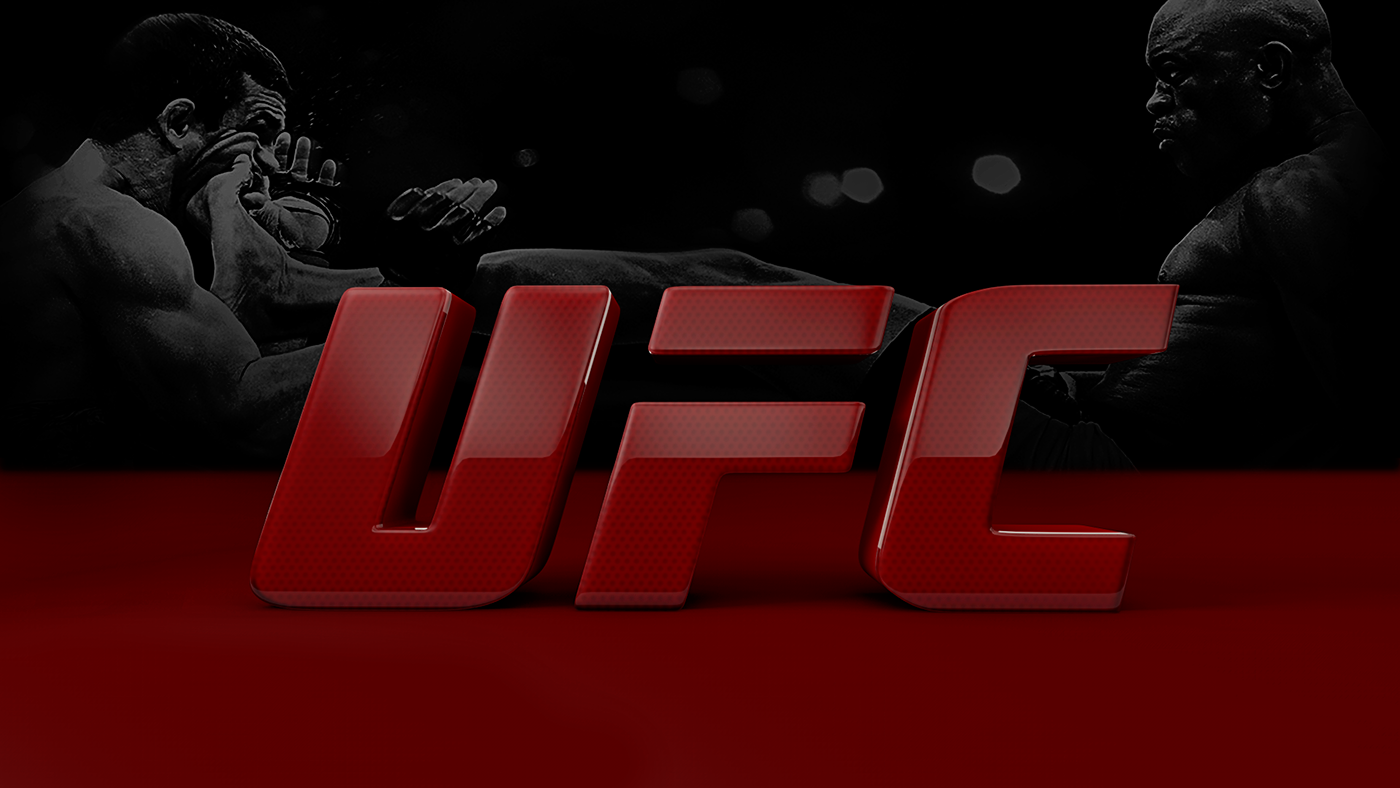 Wallpaper Ufc On Behance