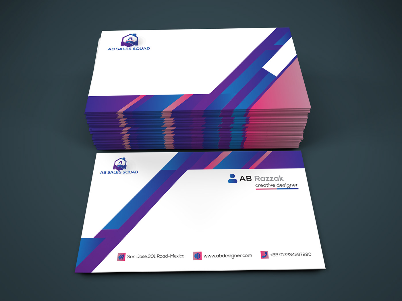 Business card design Corporate Business Card Crative Business card logo Name card pink card simple cbusiness card smart business card template visiting card