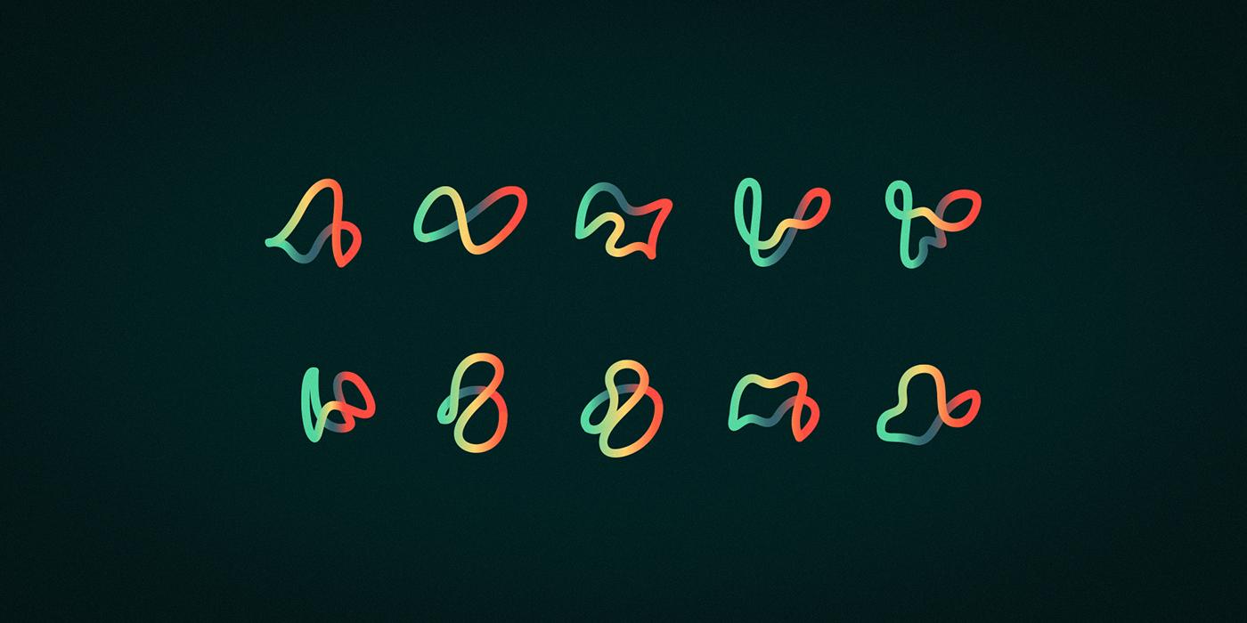 Logotype logo brand Logo Design mobile retail store store visual identity DNA