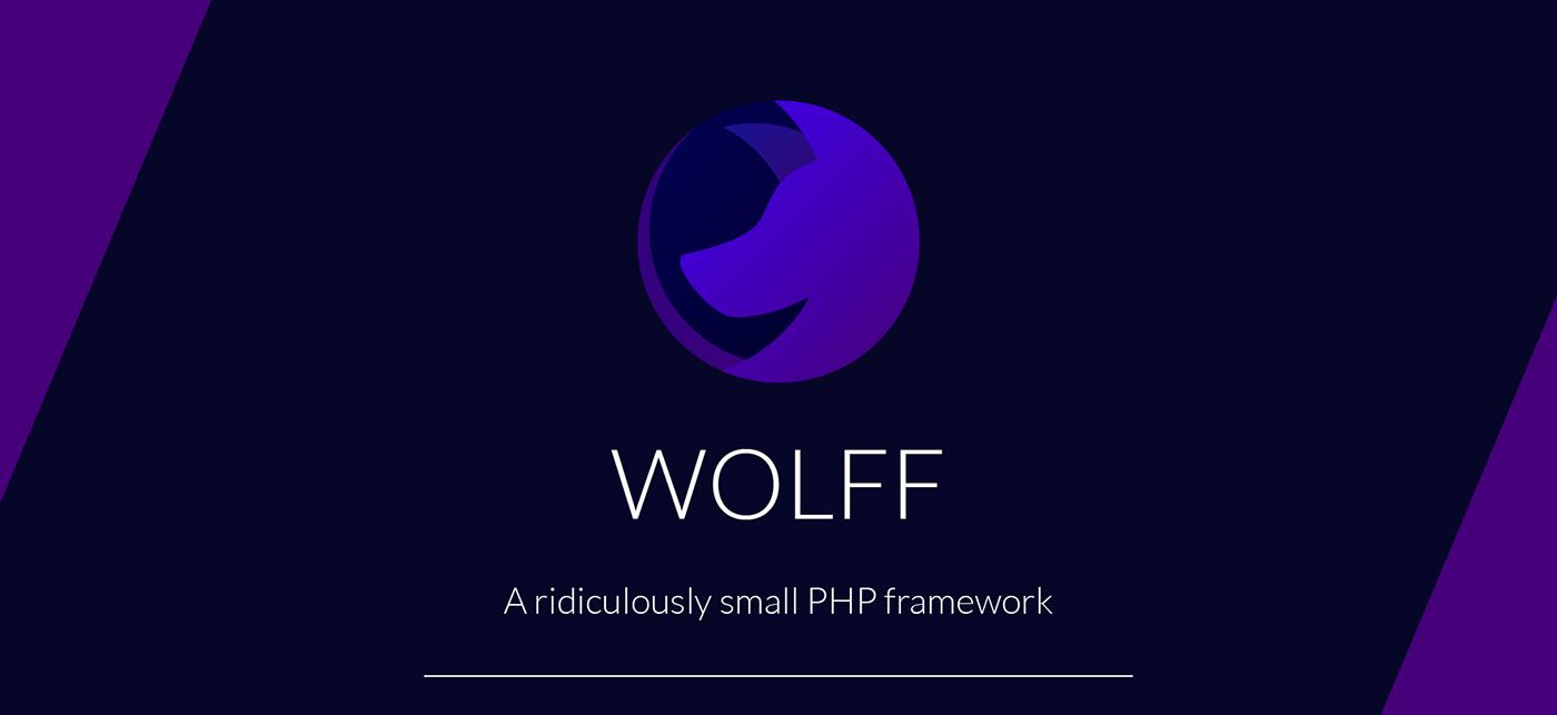 php Web framework code programming