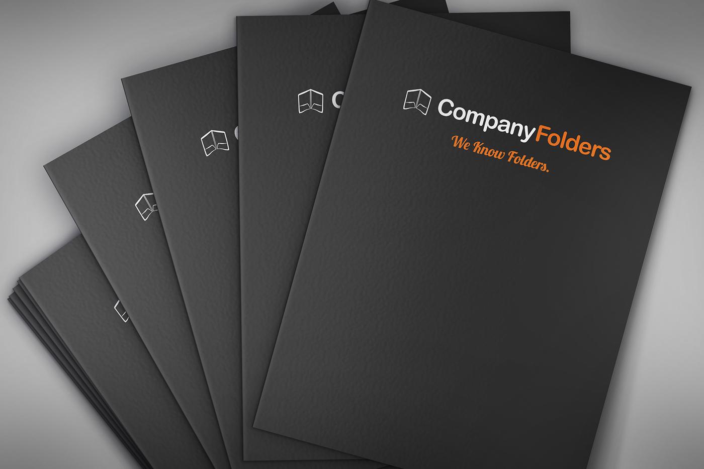 Company Folders Inc On Behance