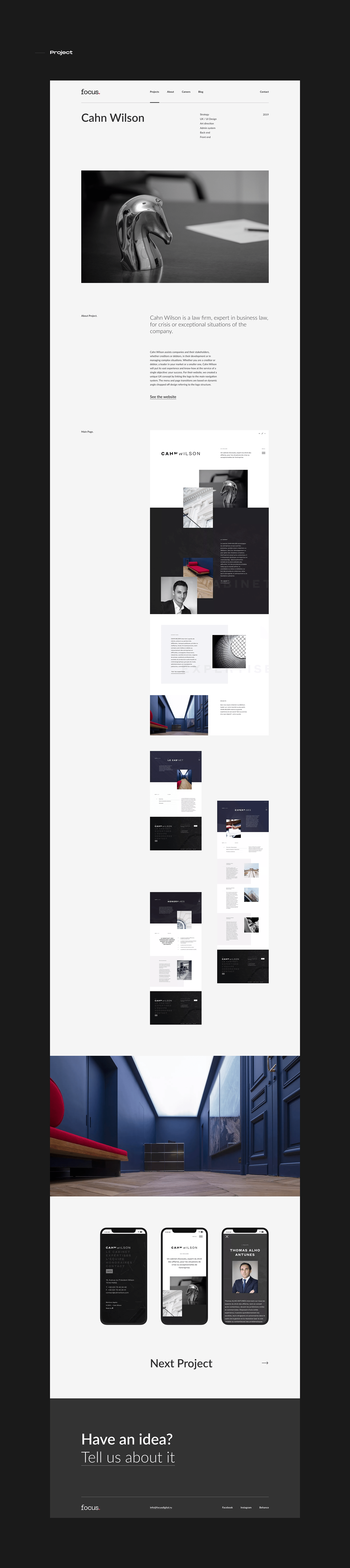 agency brandindentity branding  clean digitalagency Logotype studio UI ux Webdesign