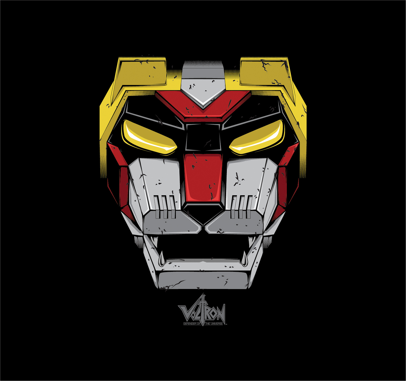 Minimal Logo Collection: The Voltron Project On Behance