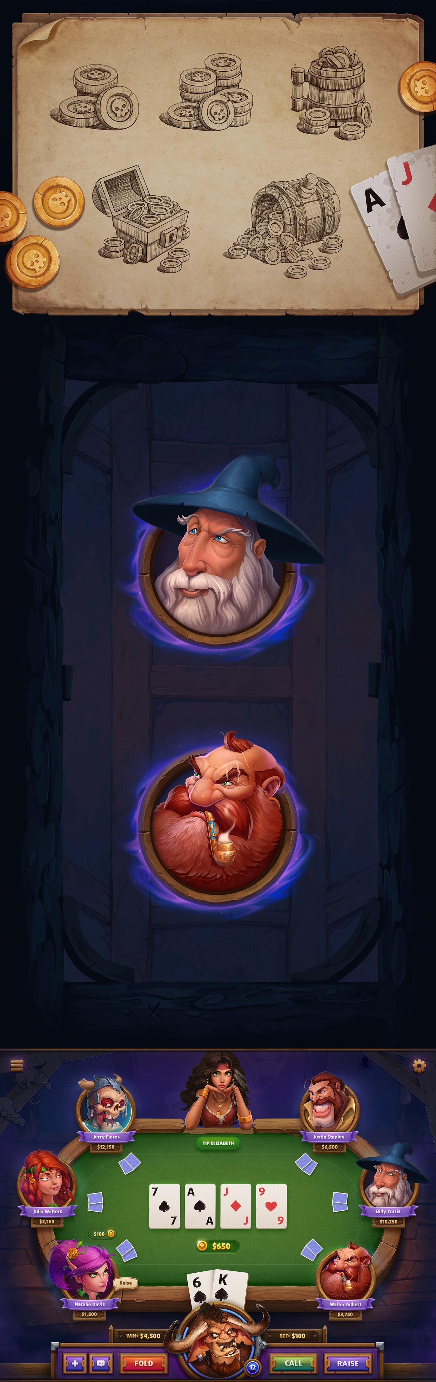 2 iOS Game Concepts