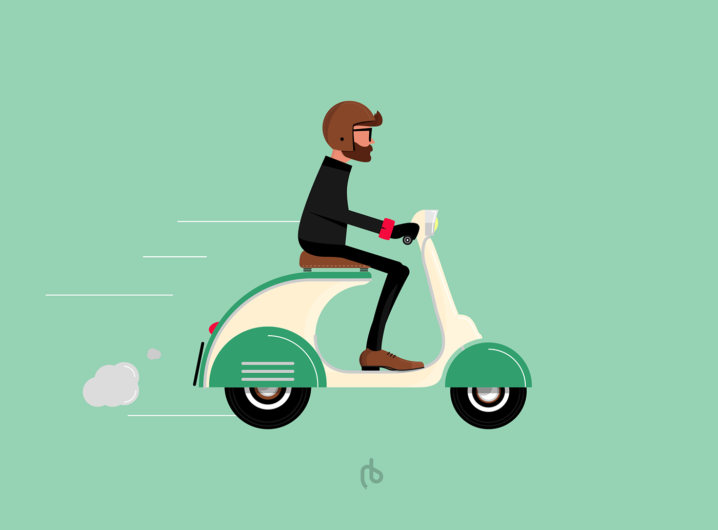Vespa On Behance