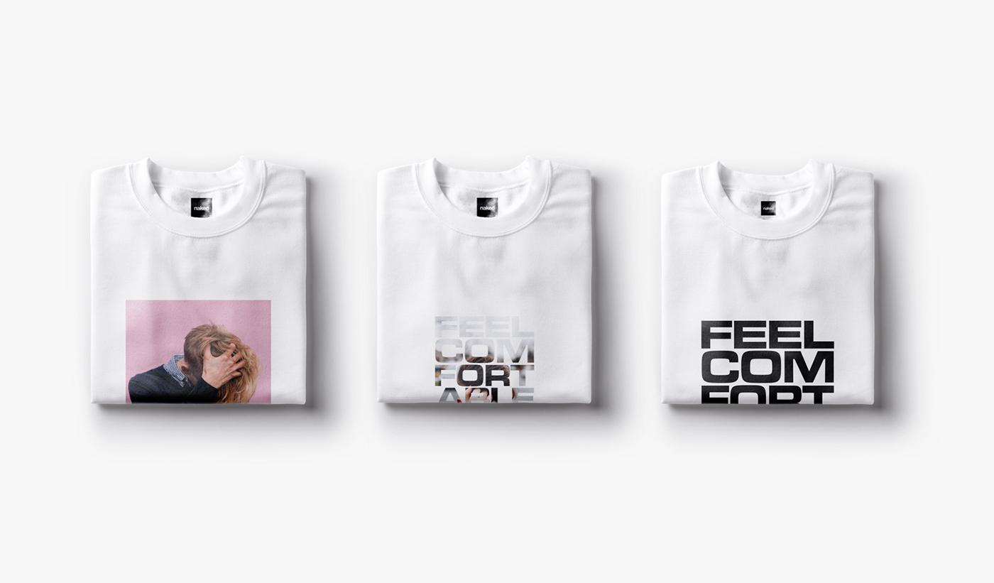 clothes brand brand identity ux UI hoodie Style design Webdesign Web