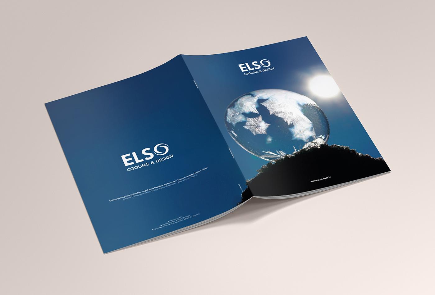 baskı cilt Elso katalog kurgu ofset tasarım