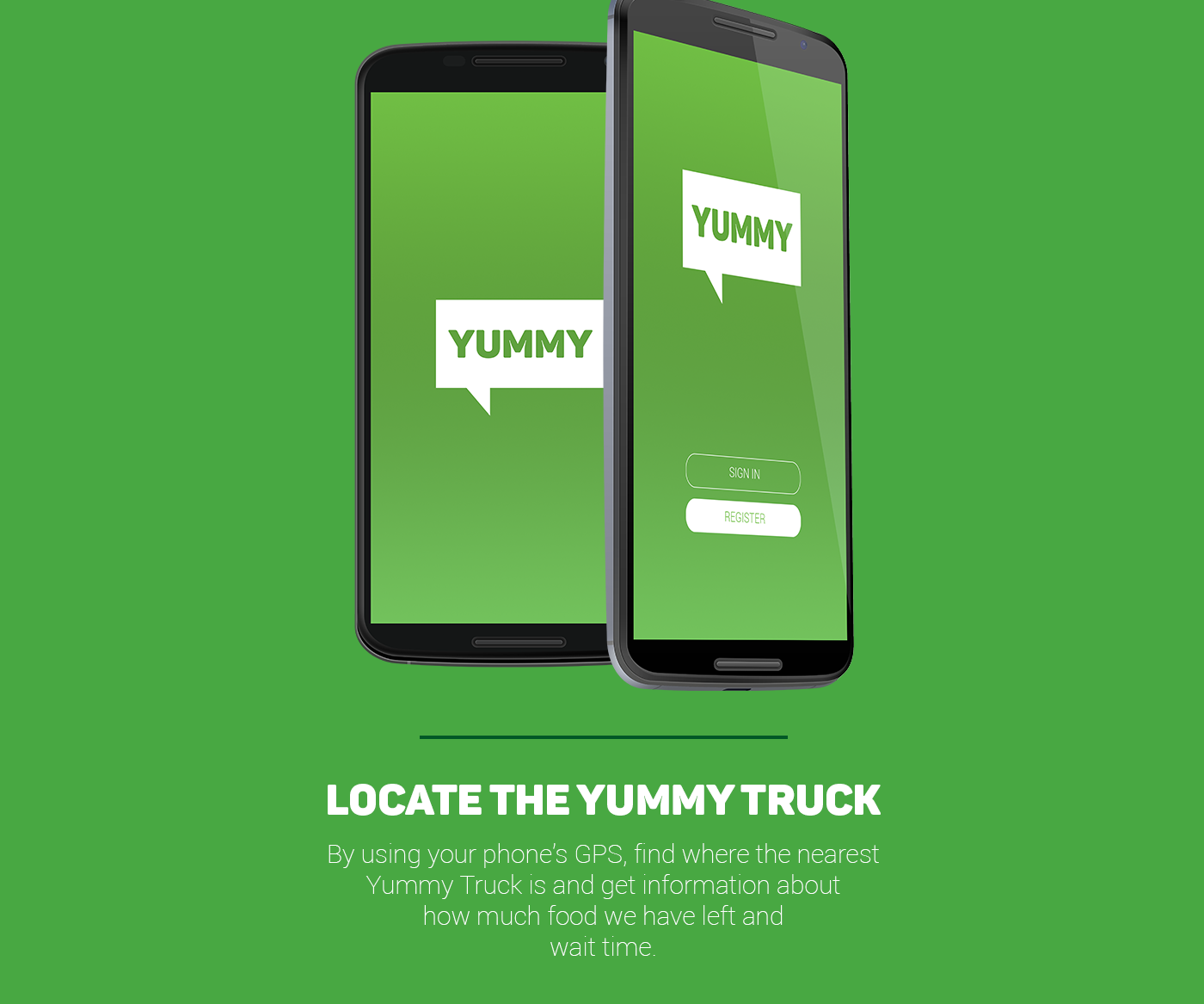 app Meal Truck Finder yummy new york city nyc new york application
