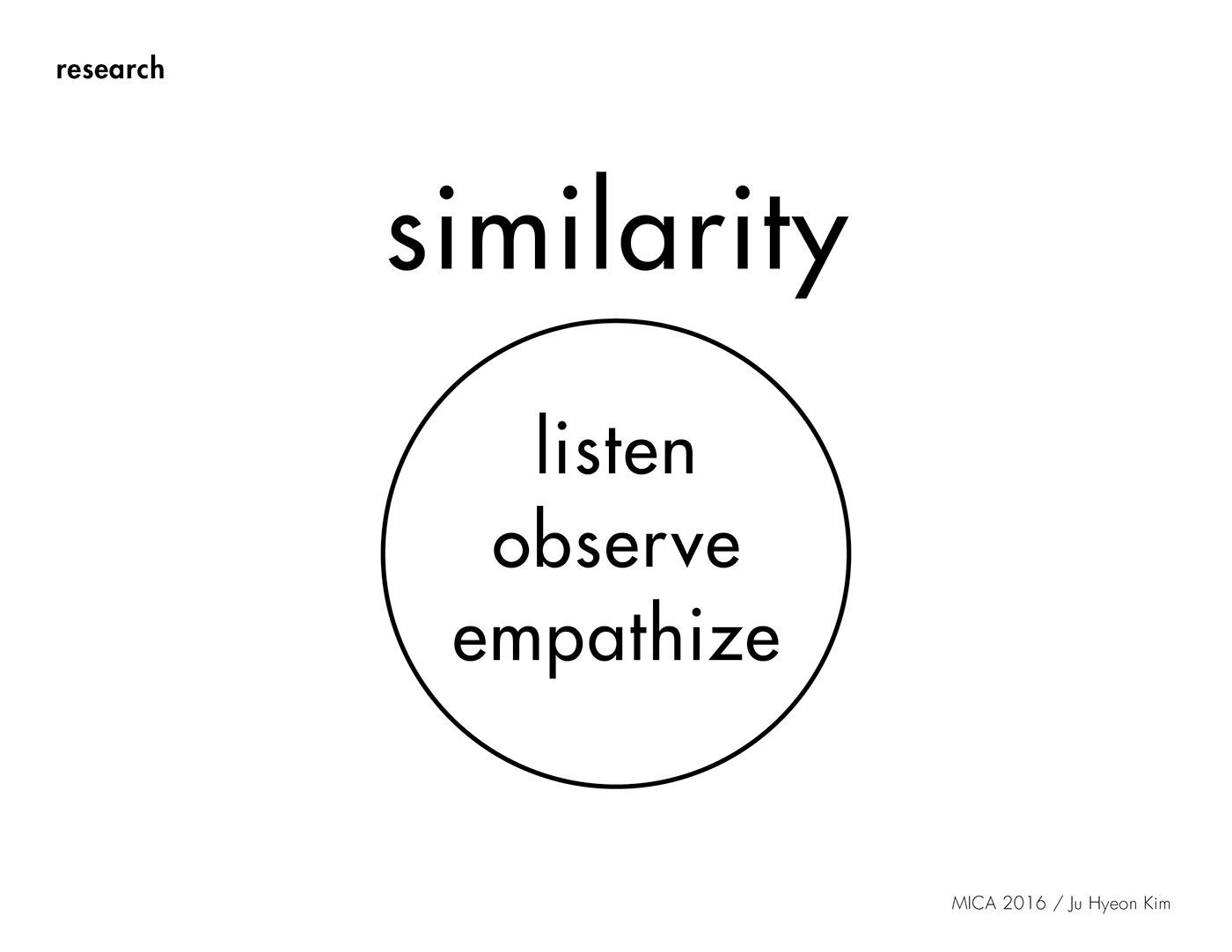 empathy communication designer together