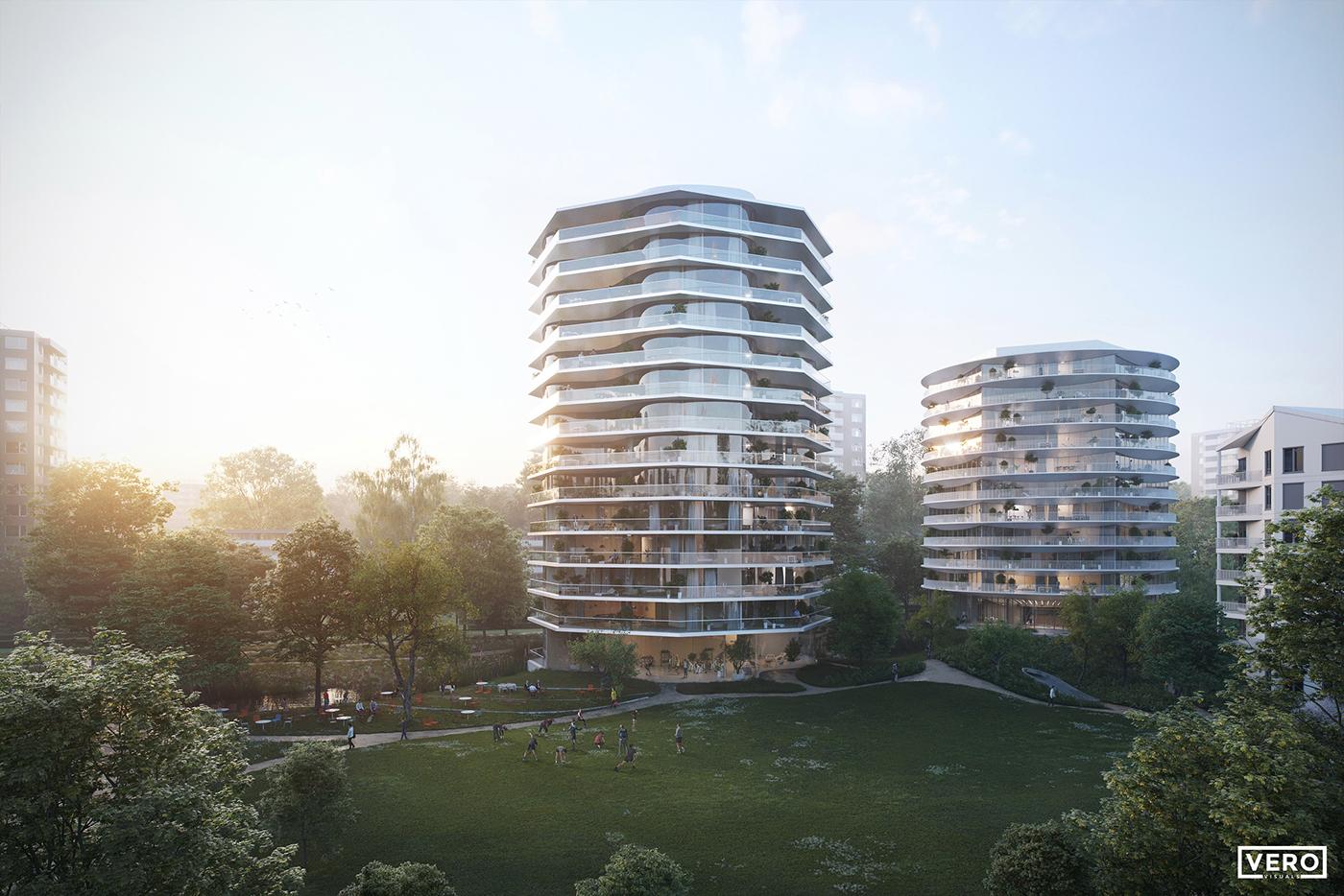 高質量的40套建築風格欣賞