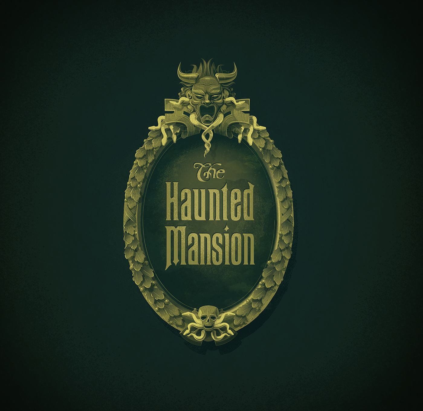 Character Design Job London : Disney s haunted mansion on behance