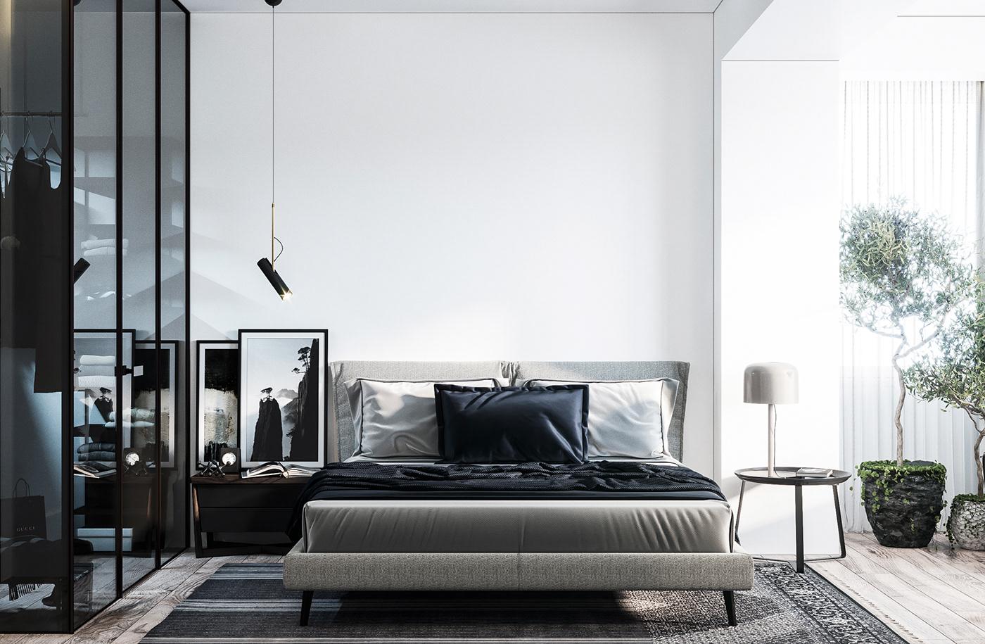 Design KharkovDesign minimalism bedroom room bedroom design modern design cozy design design style visualization dressing room Дизайн ХарьковДизайн минимализм спальня комната дизайн спальни современный дизайн уютный дизайн стиль