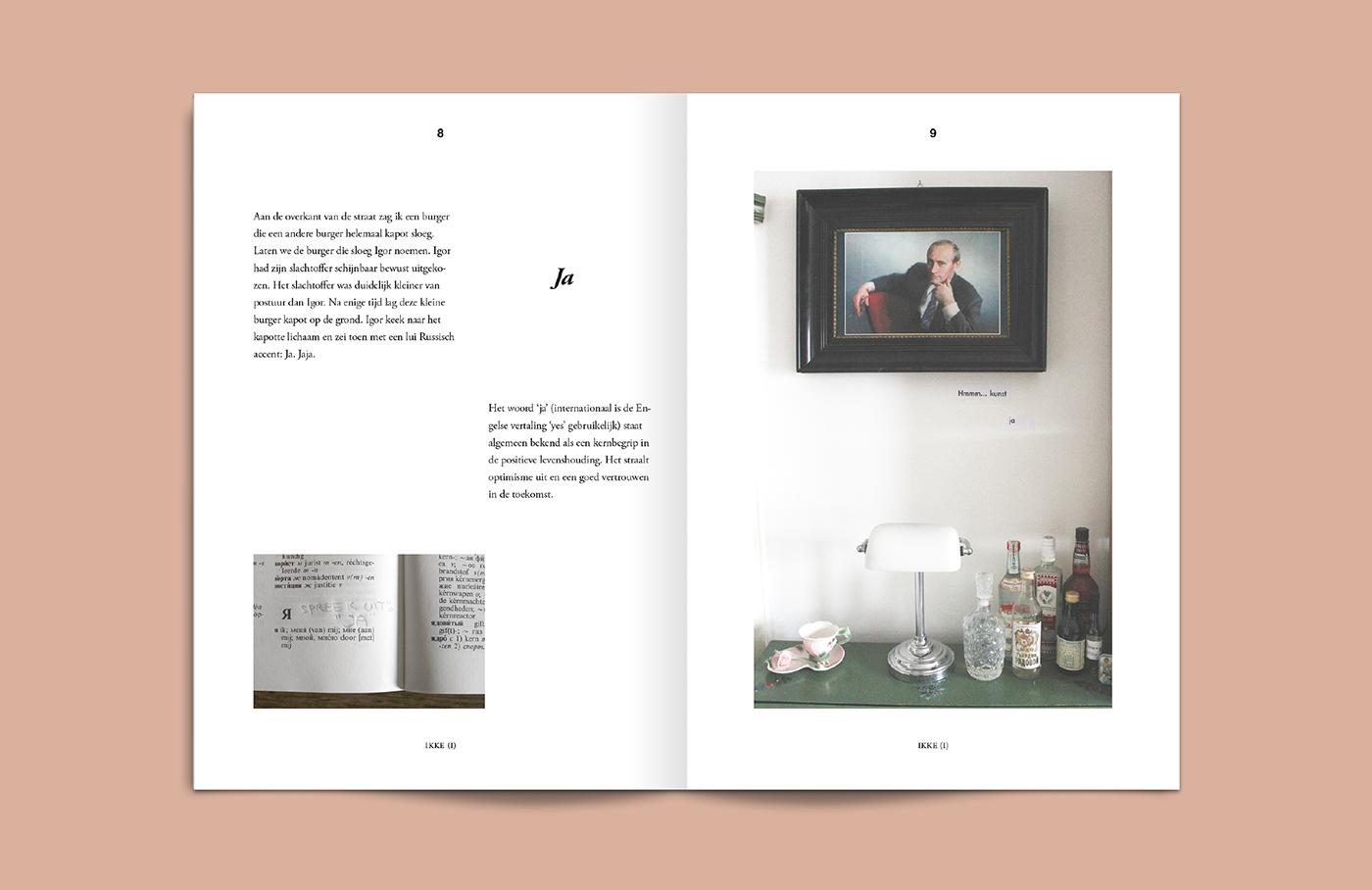 Indiemag magazine Zine  stack voortuin self-published ILLUSTRATION  Haarlem amsterdam Netherlands