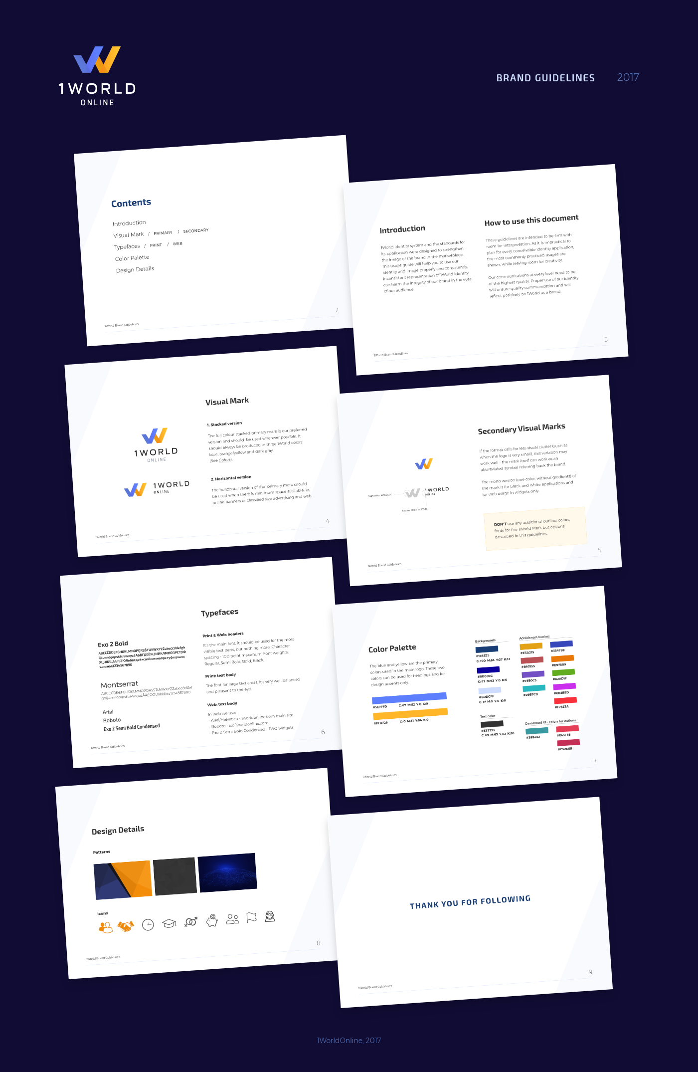 guidelines Website brands Style Guide