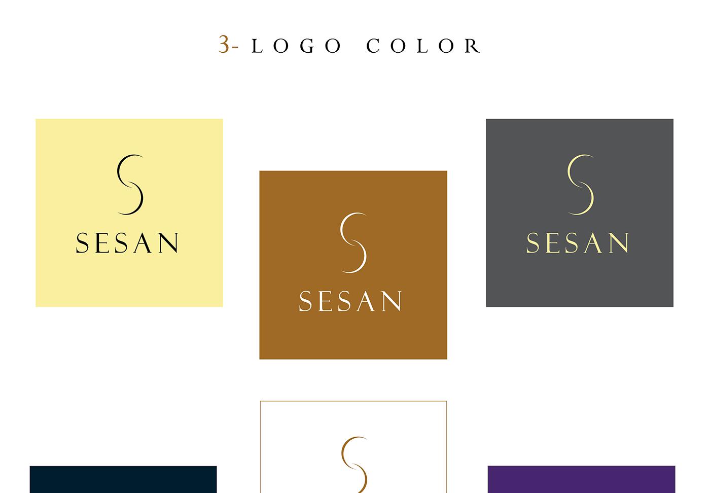 brand brand identity business card closthes' store clothe clothes' shop creative design graphic design  logo