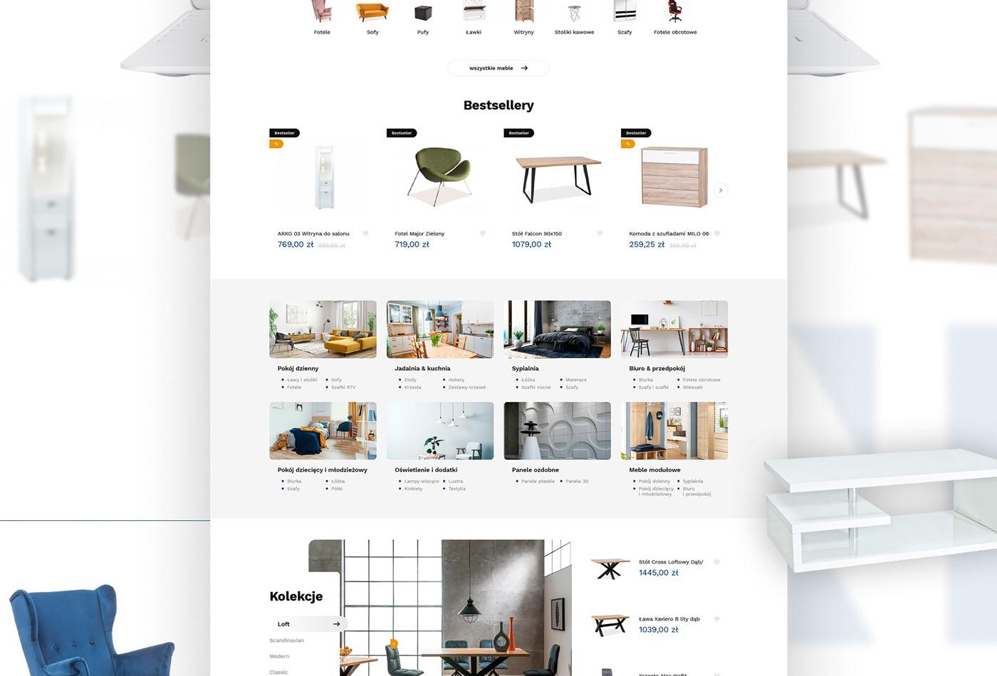 furniture, web