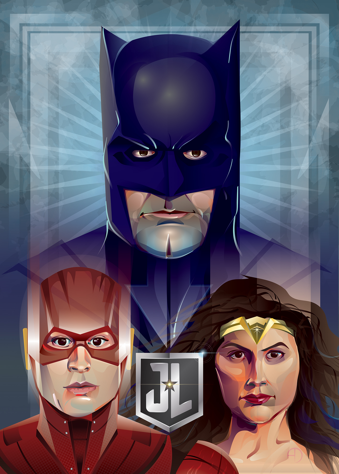 vector vectorart vectordesign printdesign print poster PosterArt dccomics comic movieposter