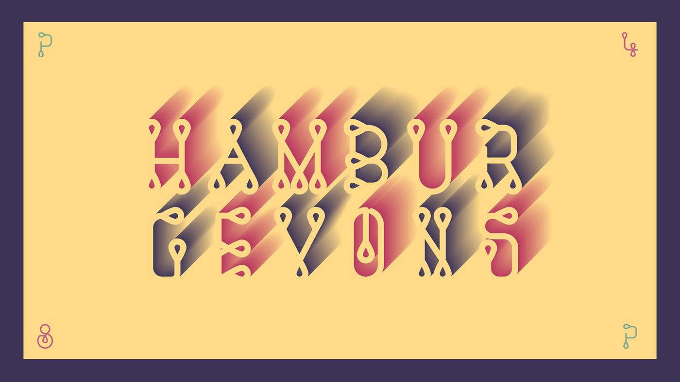 font fancy futuristic modern type Free font Display