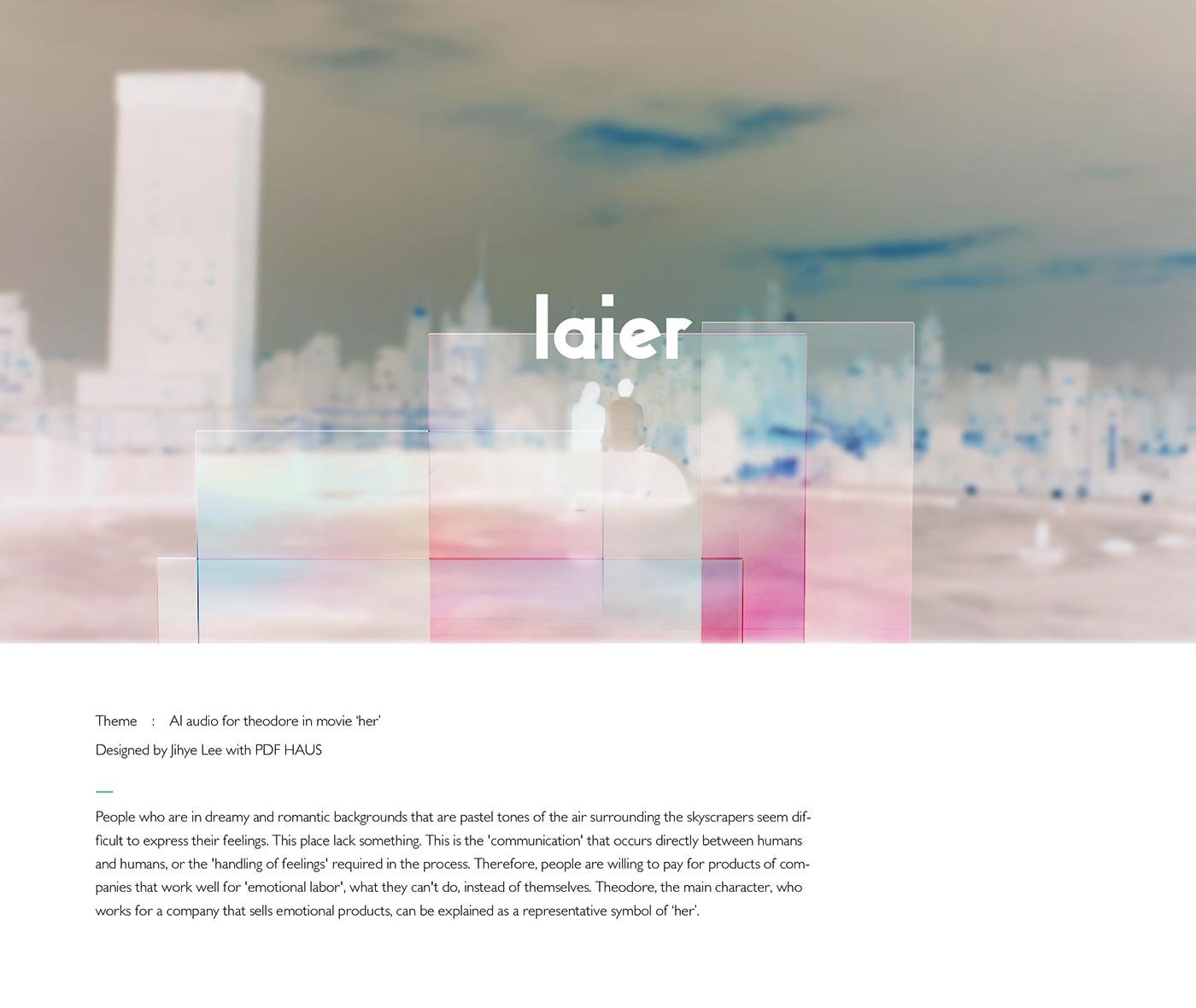 laier_AI on Behance