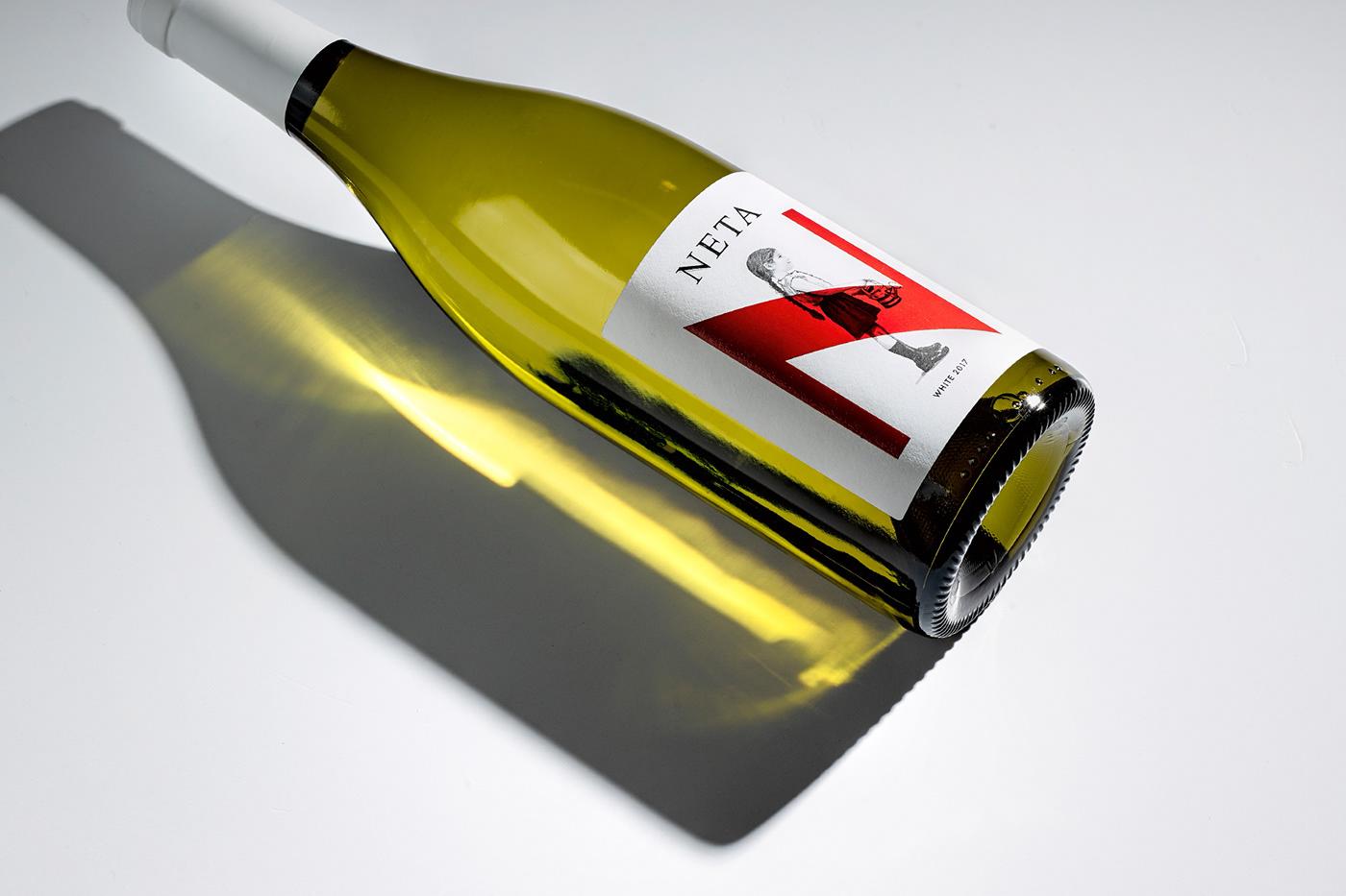 graphic design  branding  packaging design winery Dov Kroll visual identity wine label brand identity ILLUSTRATION