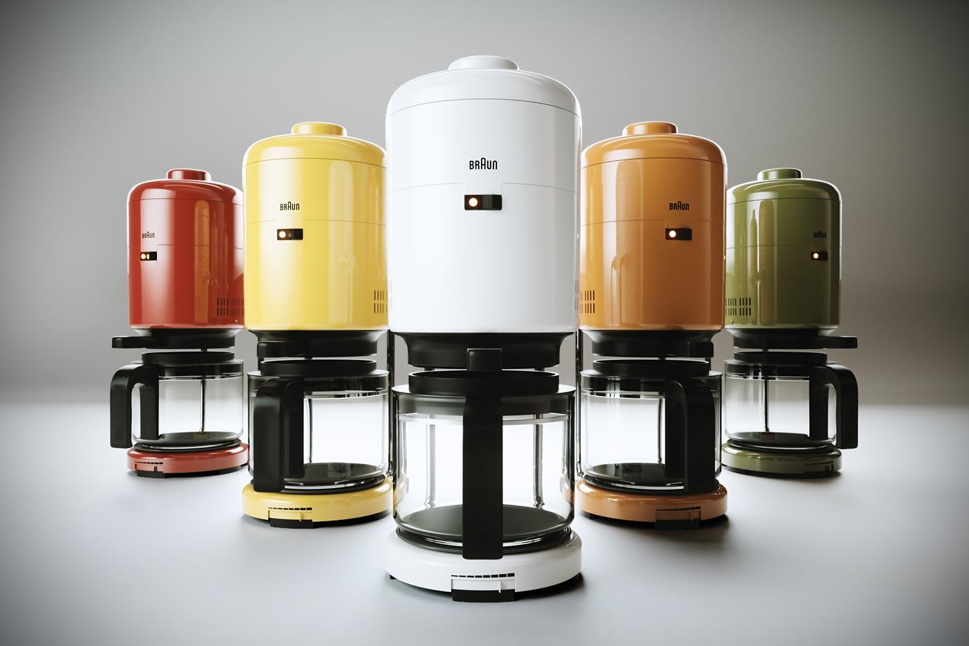 Braun Coffee Maker Bloomingdales : BRAUN KF20 Aromaster on Behance