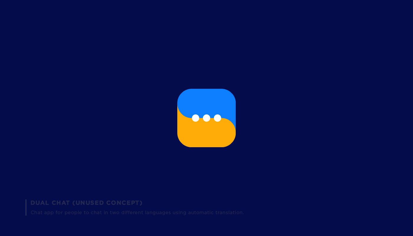 chat app icon for sale
