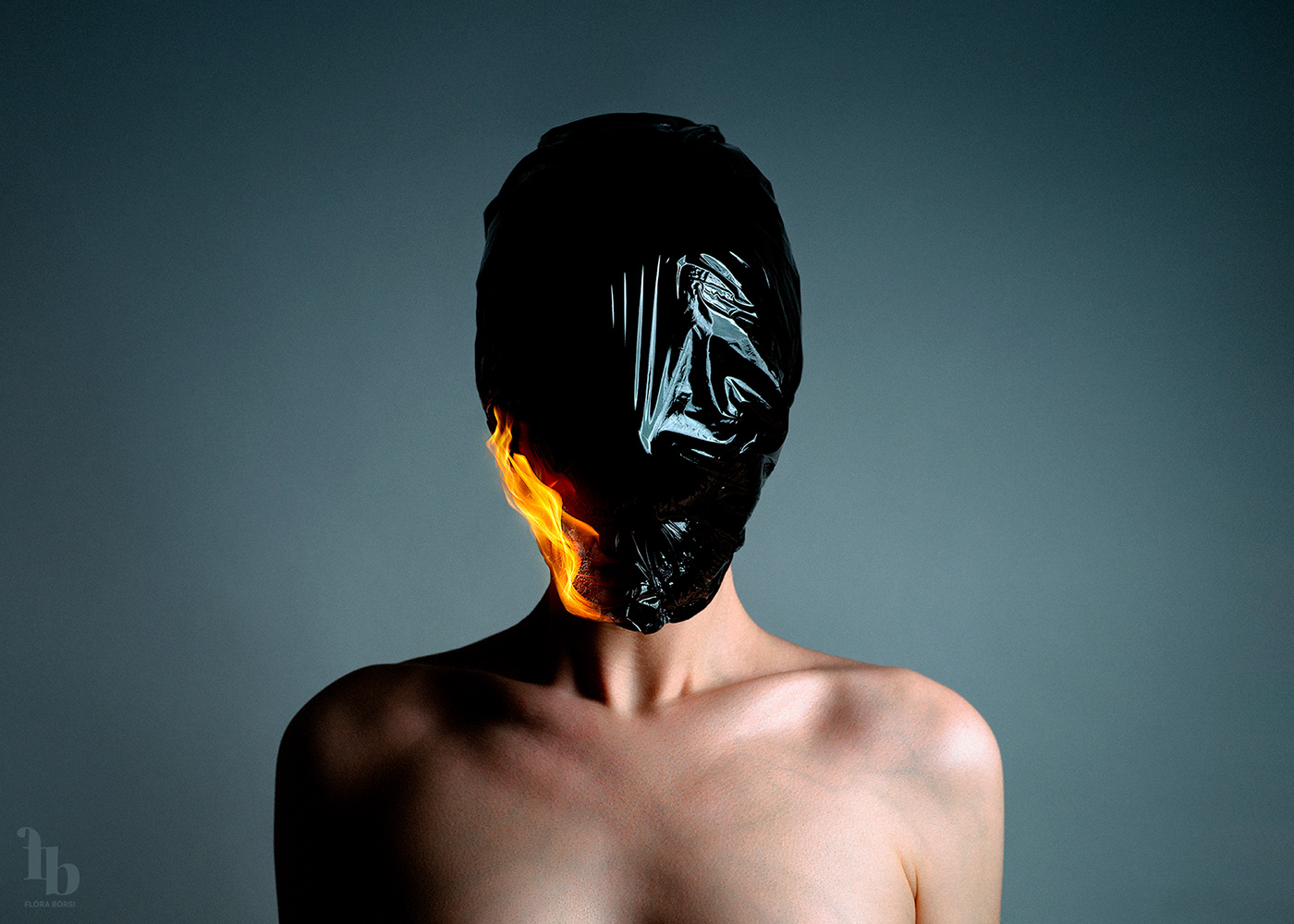 conceptual contemporary fine art Photo Manipulation  Photography  photoshop portrait self portraits surreal