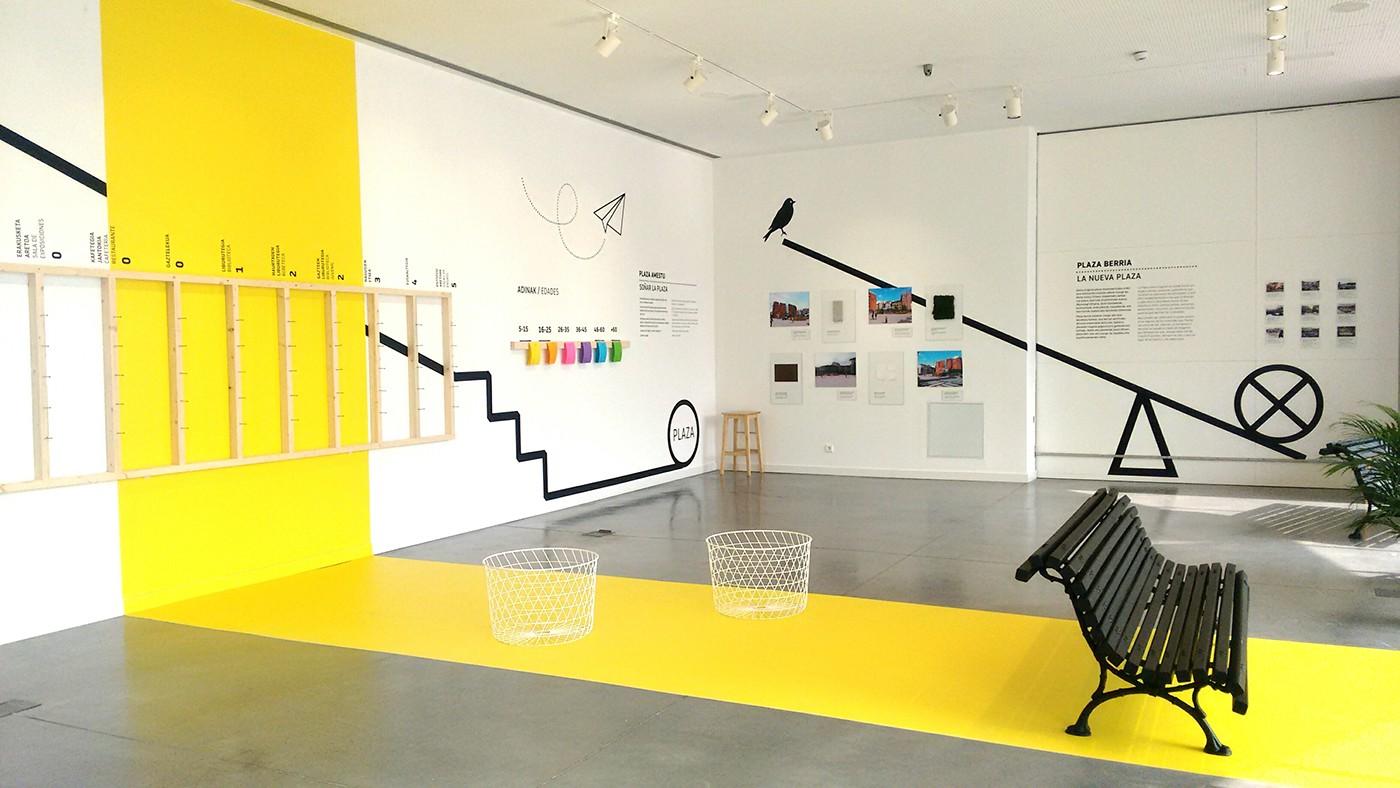 Exhibition  art direction  design graphic design