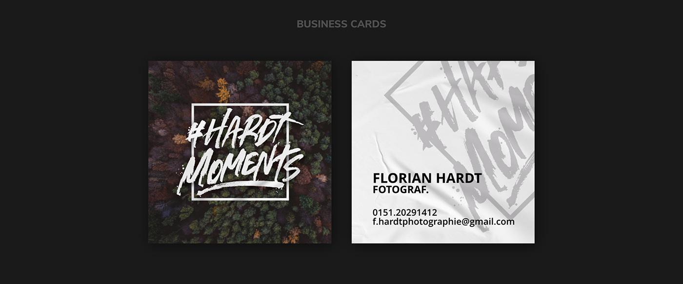 HARDTMOMENTS // Print