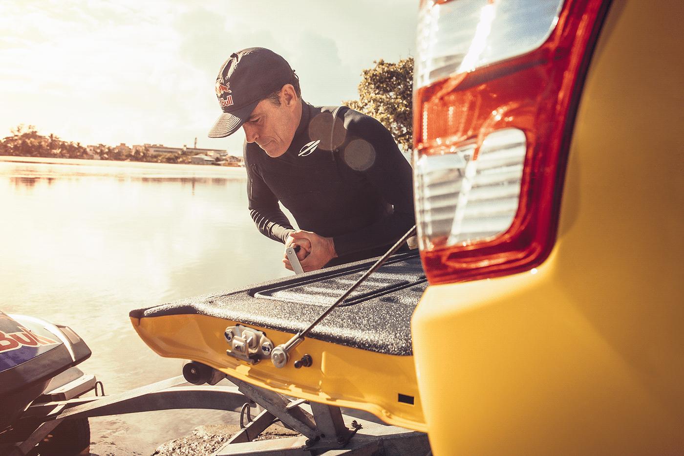 Automotive Photography carlos burle Mitsubishi Mitsubishi l200 triton Pablo Vaz savana sectoronebrand surfboard