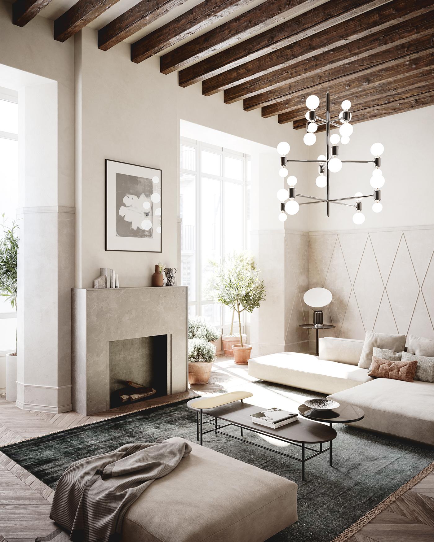 mallorca,impremta,Interior,visualization,CGI,archviz,architectural visualization,Architecture Visualization